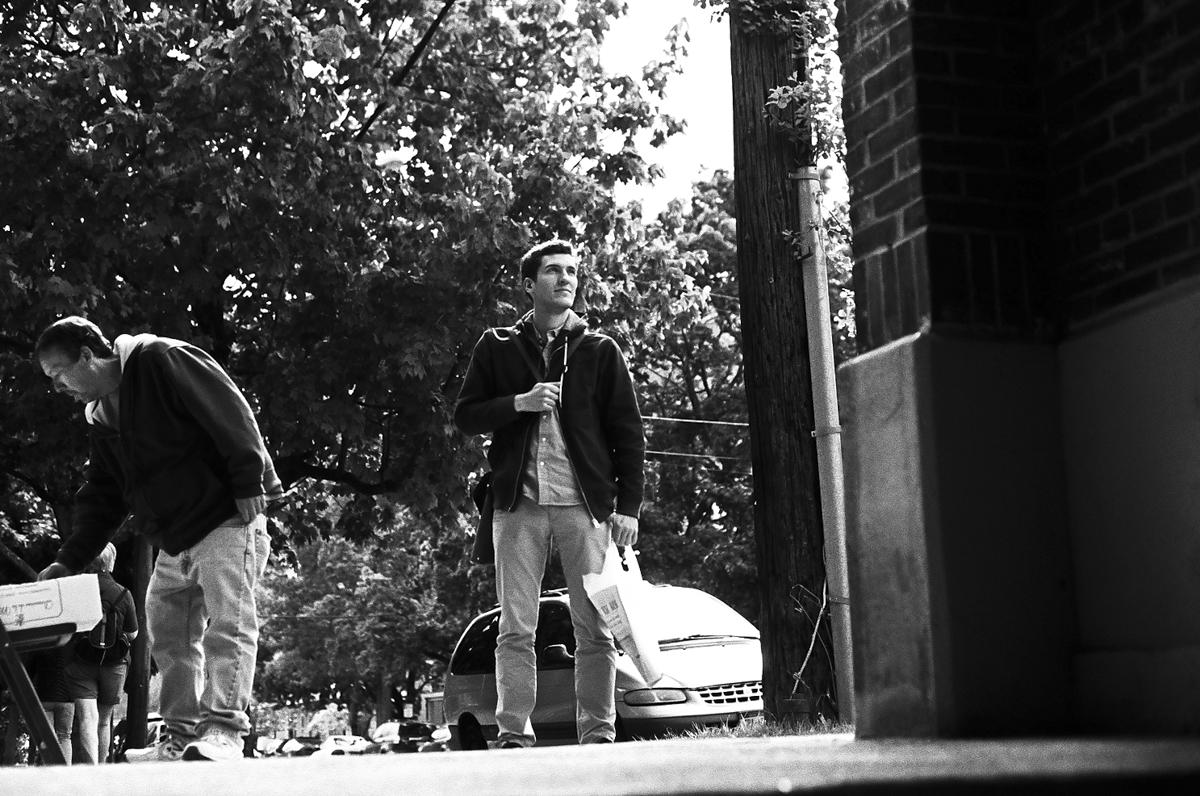 Manu. Cold Srings, N.Y. May 18, 2014.