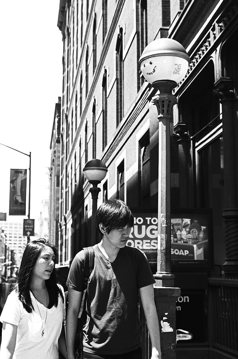 Soho, New York.