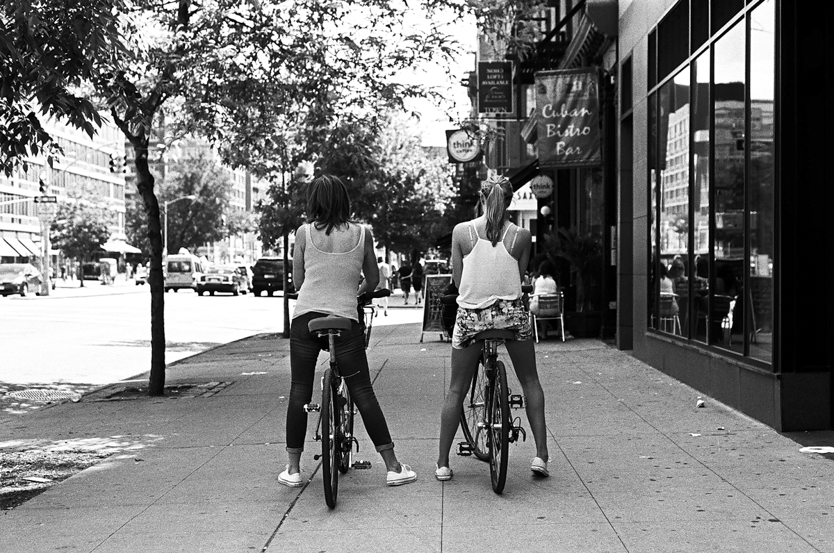 Bowery, New York.